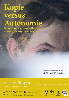 During this project my work can be seen at the exhibition Kopie versus Autonomie | Museum Slager, and my site-specific installation Reflections at St. Jorisstraat 22 both in Den Bosch - NL Open 12-17h on: 21.02 | 27&28.02 | 5&6.03 | 12&13.03 | 19%20.03 2016