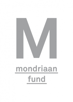 MAY 2015 I've received a grant for emerging artist by the Mondriaan Fund